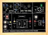 Frequency Modulation and Demodulation Trainer- AEI-8102