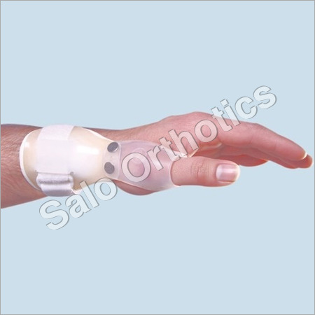 Thumb Spica With Wrist