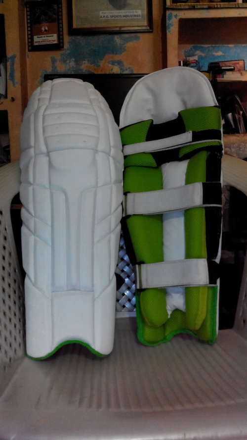 APG Cricket Batting Pads New Design