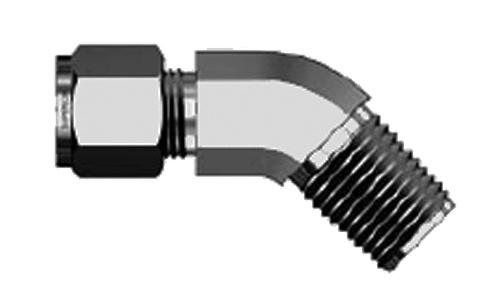 45 Deg Male Elbow – NPT