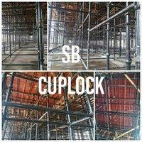 Scaffolding Cuplock System