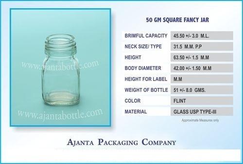 Honey Jars and Glass Bottles