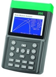 Solar Module Analyzer