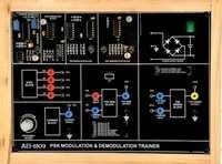 PSK Modulation & Demodulation Trainer-AEI-8109