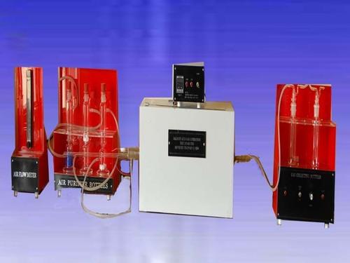 Halogen Acid Gas Test Apparatus