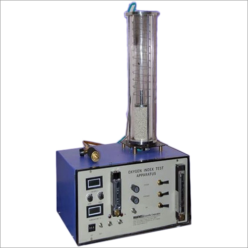 Oxygen Index Test Equipment