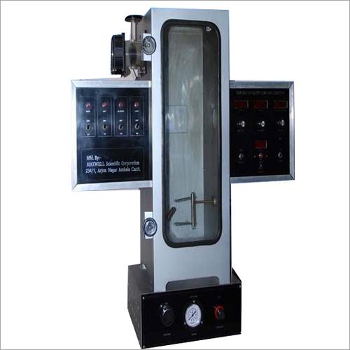 Smoke Density Test Apparatus