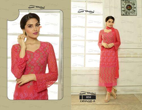 Ladies Punjabi Dress Material