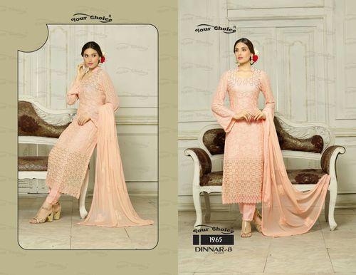 Karachi Straight Dress Material