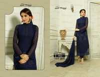 Ladies Embroidery Dress Material