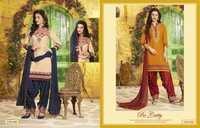 Patiyala Dress Material