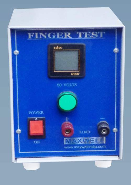 Finger Test Apparatus