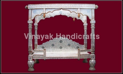 Glass Inlay Temple