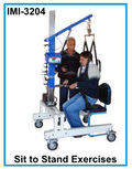 Unweighing Mobility Trainer