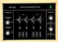 Characteristics of Transistor (CB,CC,CE) Trainer - AEI-9202