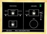 Noise & Audio Amplifier Trainer- AEI-8205
