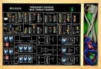 Frequency Division Multiplexer/Demultiplexer Trainer-AEI-8209