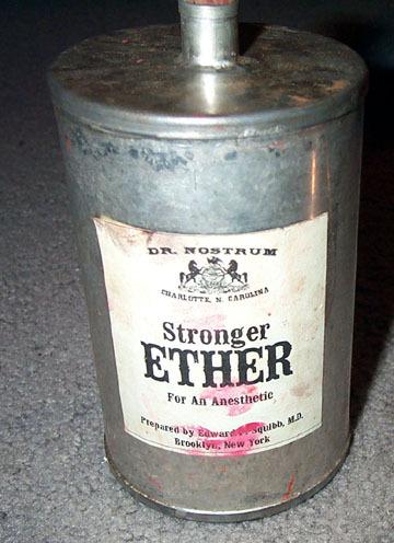 ETHYL ETHER