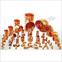 Copper Fittings For VRF VRV Project - Copper Fittings For