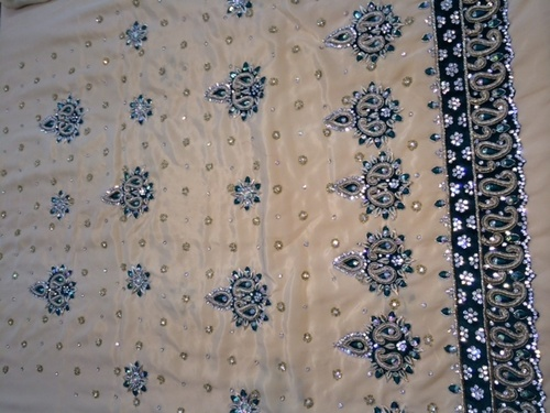 Unstitched Dress Material Suits