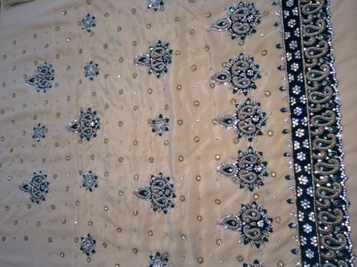 Unstitched Dress Material Suits