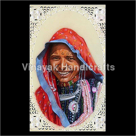 Rajasthani Miniature Painting