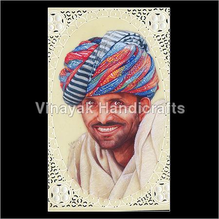 Rajasthani Antique Miniature Painting