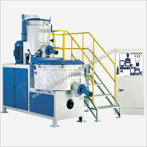 Vertical Heating Cooling Mixer