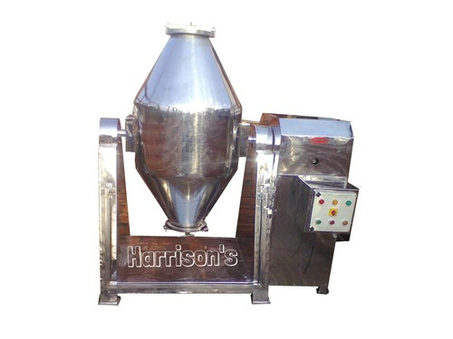 Double Cone Blender (Dry Powder Mixer)