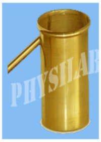Brass Displacement Vessel