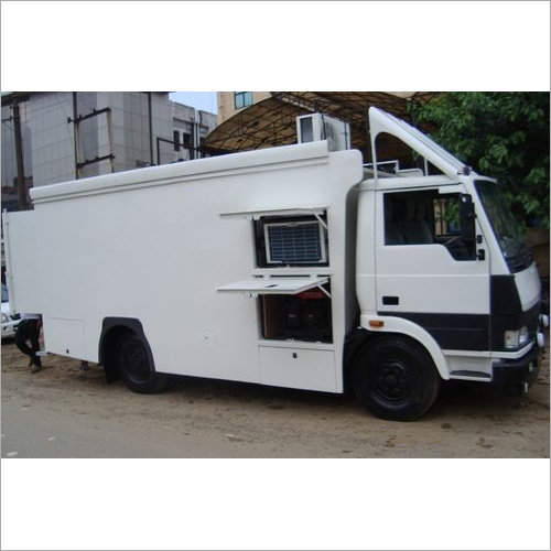 Customized ulility Van