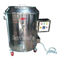 Double Walled Jacketed Heating Tank
