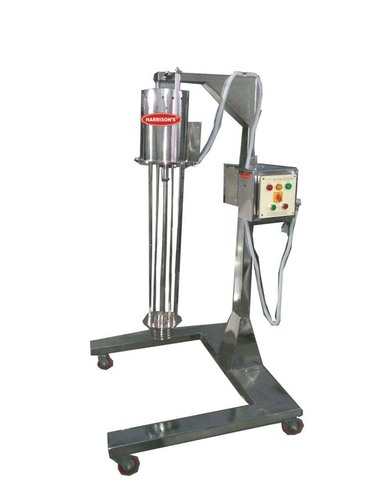 Emulsifier / Homogenizer With Lifting System