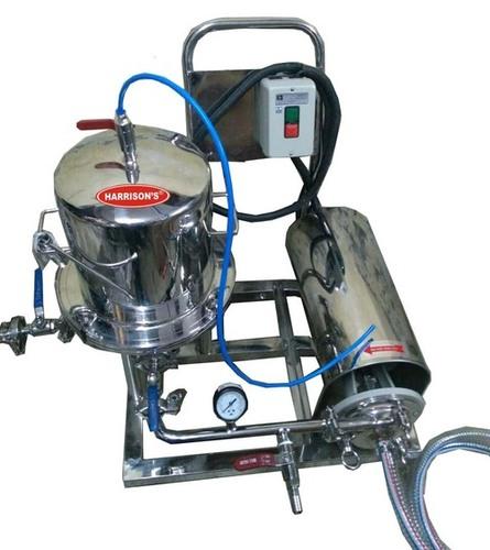 Horizontal Plate Filter Press Machine