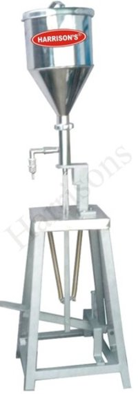 Foot Operated All Purpose Filling Machine