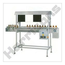 Bottle Inspection Table