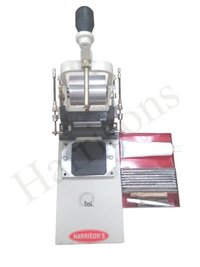 Batch Printing Machine – Hand Operated