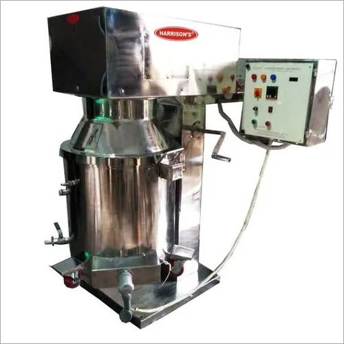 Double Speed Planetary Mixer Machine