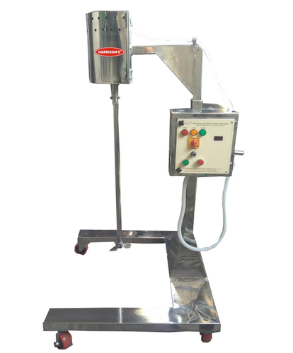 Industrial Motorized Stirrer With Lifting System