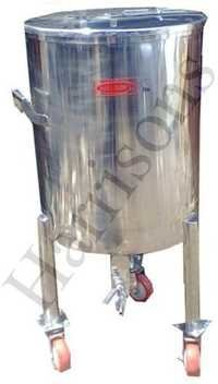 Stainless Steel Mixing / Storage Tank
