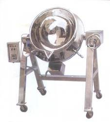 Double Jacketted St. Steel Paste Making Kettle