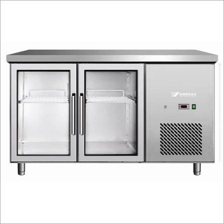 Undercounter Glass Door Refrigerator