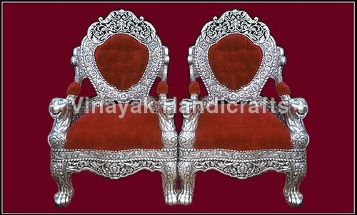 Wedding Silver Chair