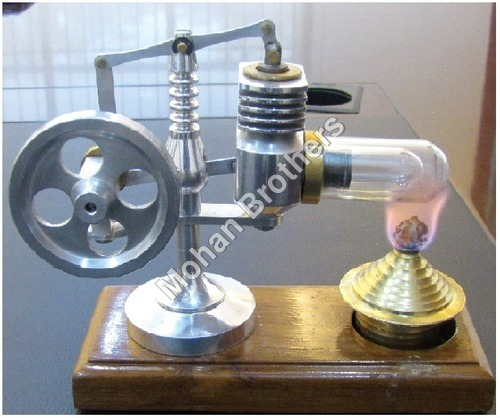 Stirling Engine Working Model