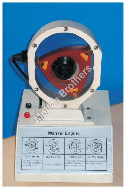 Wankel Engine Model