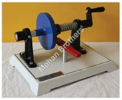 Plate Clutch Working Model