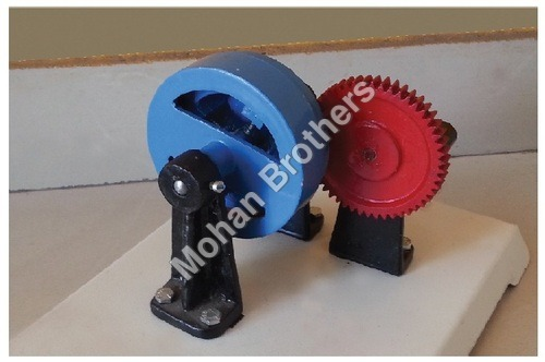 Centrifugal Clutch Working Model