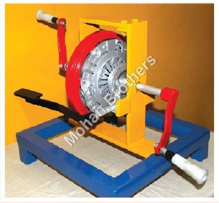Coil Spring Clutch Trainer
