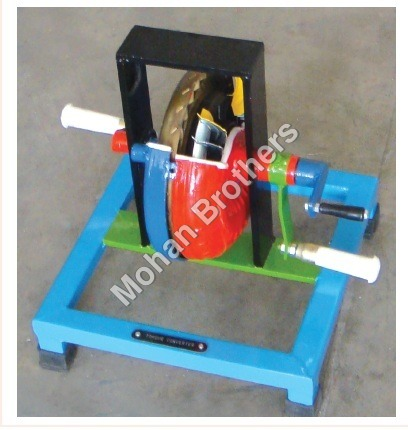 Torque Converter Section Model