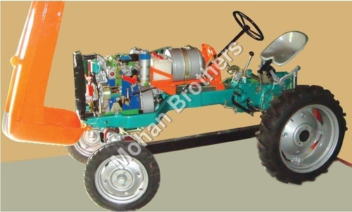 Tractor Section Model